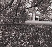 Fitzroy Gardens Melbourne by ShanePThomas
