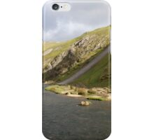 an english courtyside view iPhone Case/Skin