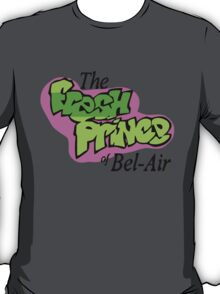 Fresh Prince logo T-Shirt