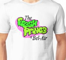 Fresh Prince logo Unisex T-Shirt