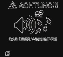 "Updated dzyn! 0909 ""Achtung!!! Das Über Whaumpf!!!"" by David Avatara"
