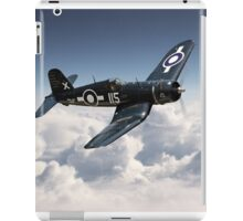 Corsair F4U - Royal Navy iPad Case/Skin