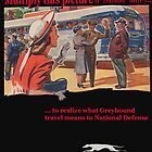 Greyhound Bus Lines by Mike Pesseackey (crimsontideguy)