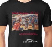 Greyhound Bus Lines Unisex T-Shirt