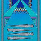 Four of Swords by nexus7