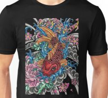 Japanese koi fish  Unisex T-Shirt
