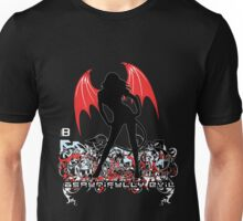 Beautifully Evil - Updated for 2009 Unisex T-Shirt