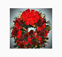 The Christmas Wreath Unisex T-Shirt
