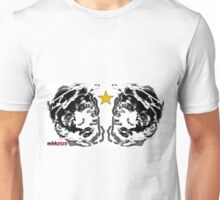 roughed up rough n ready ragged around the edges and rarin t go 1 Unisex T-Shirt