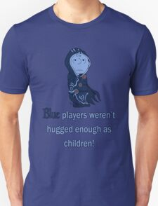 Charlie Brown's a blue player T-Shirt