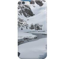 Mayflower Lake iPhone Case/Skin