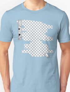 Invisible Unisex T-Shirt