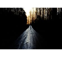 The Righteous Path Photographic Print