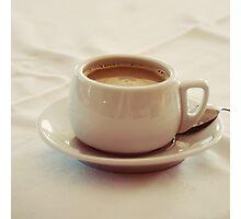 do you heart coffee? Photographic Print