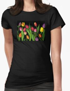 Colorful Tulips T-Shirt