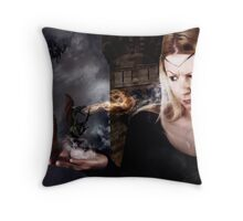 The unexpected Throw Pillow