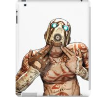 Psycho from Borderlands iPad Case/Skin