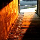 Footsteps To Serenity by starlitewonder