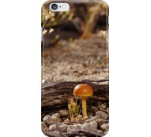High Desert Shroom iPhone Case/Skin