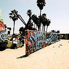 Venice Graffiti Walls by Ashleigh Robb
