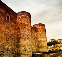 Memories of the Norman period by Andrea Rapisarda