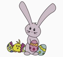 Easter Bunny by Mevv