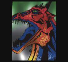 dragon head by matt lant