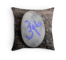 Relaxation - Daily Tao Throw Pillow