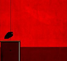 Red Wall by Theodore Black