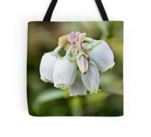 Blueberry Bells Tote Bag