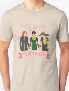 """Team """"Fluff and Murder"""" Unisex T-Shirt"""
