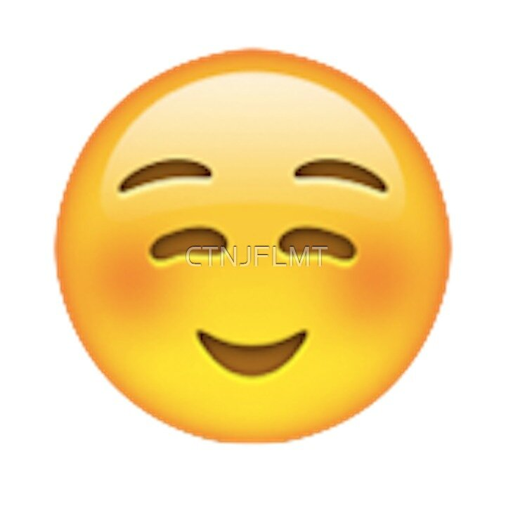 quotsmilinglaughing emojiquot by ctnjflmt redbubble