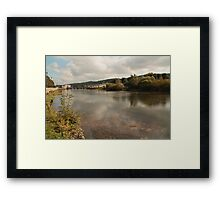 Carrick -on- Suir Framed Print