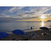 Sunset at Morningstar Beach Photographic Print