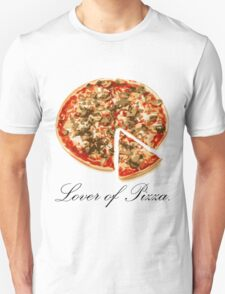 Lover of Pizza T-Shirt