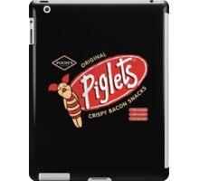Piglet Snacks iPad Case/Skin