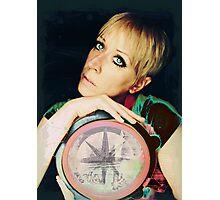 Wheel of Fortune - Tarot Series Photographic Print