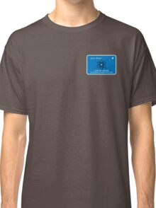 atom donor card [small] Classic T-Shirt