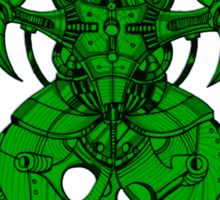 The Green Implant Sticker