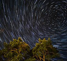 Startrail by Lambertfoto