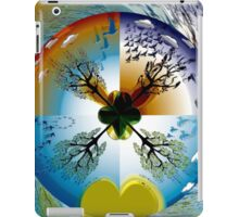 THE FOUR SEASONS iPad Case/Skin