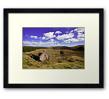 Ruin at Killypole Framed Print