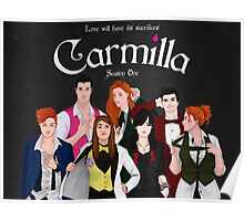 The Cast of Season One Poster