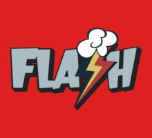 Rainbow Dash - Flash One Piece - Short Sleeve