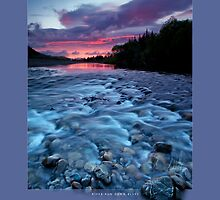 River Run Dawn Blues by Ken Wright