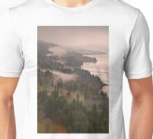 Heavy Mist in the Gorge Unisex T-Shirt
