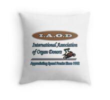Organ Donors Throw Pillow