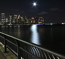 Moon Over Manhatten  by QuietStorm