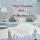 Merry Christmas And Happy New Year by kkphoto1
