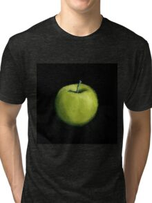 Green Apple Still Life Tri-blend T-Shirt